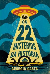 22 Mistérios da História, Nuvem de Letras, Deus Me Livro, Geòrgia Costa