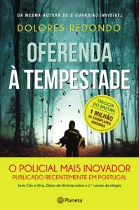 Oferenda à Tempestade, Planeta, Deus Me Livro, Dolores Redondo