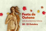 Festa de Outono, Festa do Cinema Italiano, Deus Me Livro