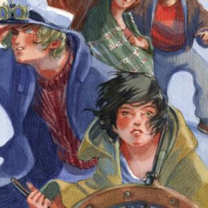 Um Capitão de Doze Anos, Capitão Nemo, Aventureiros do Século XXI, Deus Me Livro, Planeta