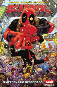 Deadpool, O Mercenário Desbocado, Gerry Duggan, Goody, Deus Me Livro, Mike Hawthorne