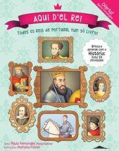 Aqui D'El Rei, Paula Fernandes, Booksmile, Deus Me Livro, Mariana Flores