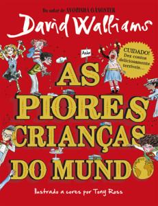 As Piores Crianças do Mundo, Porto Editora, Deus Me Livro, David Walliams