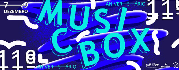 Musicbox, Deus Me Livro