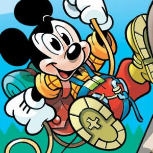Mickey, Mickey 3, Goody, Deus Me Livro