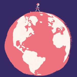 O Mundo é Redondo, Deus Me Livro, Ponto de Fuga, Rachel Caiano, Gertrude Stein