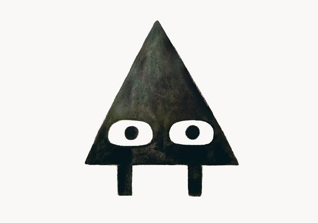 Triângulo, Mac Barnett, Orfeu Negro, Deus Me Livro, Jon Klassen