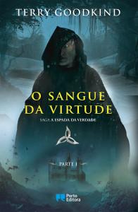 O Sangue da Virtude II, Porto Editora, A Espada da Verdade, Deus Me Livro, Terry Goodkind