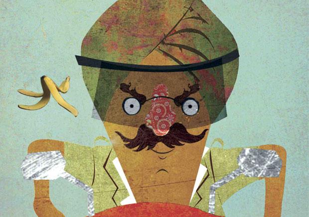 Capitão Coco e o Caso das Bananas Desaparecidas, Anushka Ravishankar, Priya Sundram, Deus Me Livro, Orfeu Negro