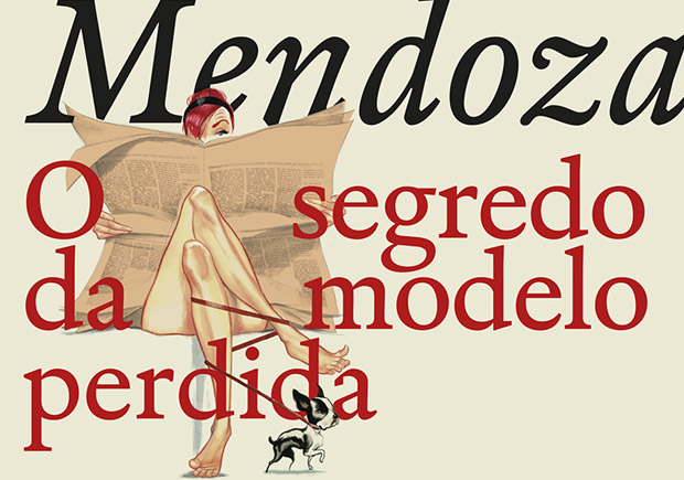 Deus Me Livro, O Segredo da Modelo Perdida, Eduardo Mendoza, Sextante