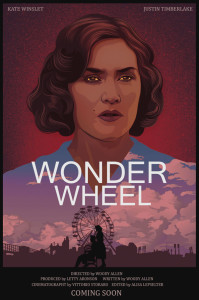 Roda Gigante, Wonder Wheel, Deus Me Livro, Woody Allen