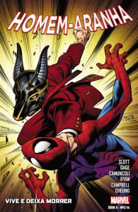 Marvel, Goody, Deus Me Livro