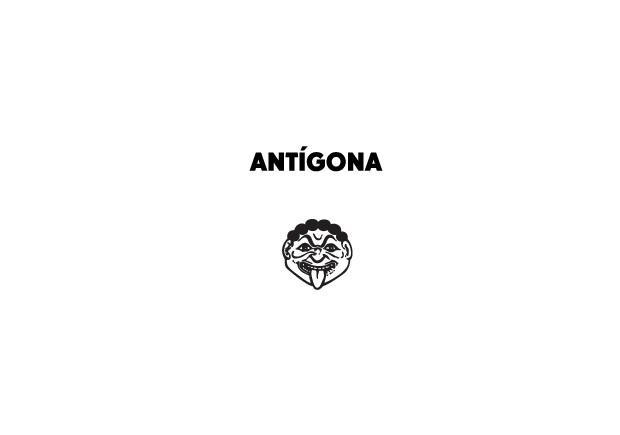 Antígona, Deus Me Livro