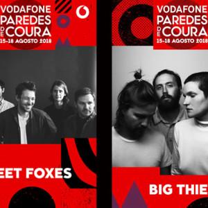 Vodafone Paredes de Coura,Vodafone Paredes de Coura 2018,Fleet Foxes, Big Thief