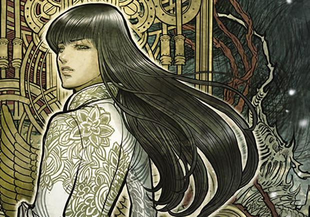 Monstress, Marjorie Liu, Deus Me Livro, Saída de Emergência, Sana Takeda