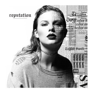 Taylor Swift, Reputation, Deus Me Livro