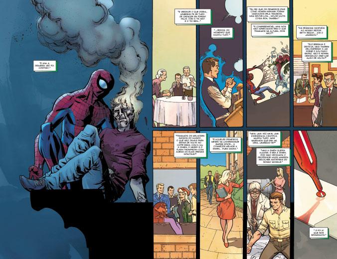 Homem-Aranha 2, Homem-Aranha, Vive e Deixa Morrer, Goody, Deus Me Livro, Slott, Gage, Camuncoli, Ryan, Campbell, Cheung