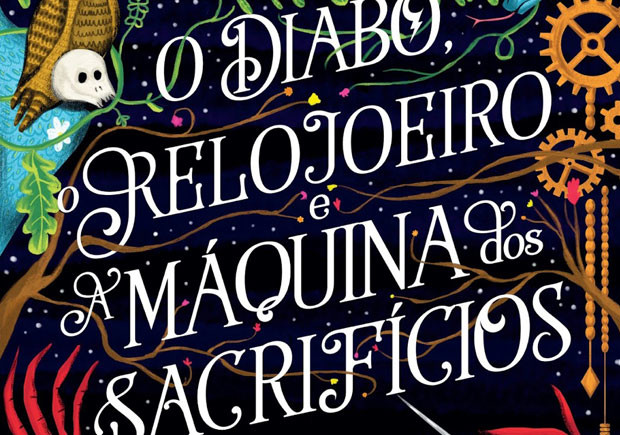 Topseller, Deus Me Livro, O Diabo o Relojoeiro e a Máquina dos Sacrifícios, Michael Marshall Smith