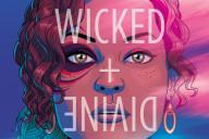 The Wicked + The Divine, Deus Me Livro, G. Floy, Gillen, McKelvie, Wilson, Cowles