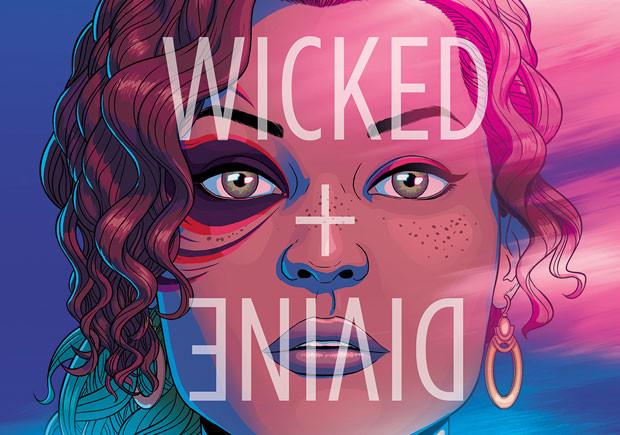The Wicked + The Divine, Deus Me Livro, G. Floy, Gillen, McKelvie, Wilson, Cowles
