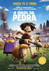 Nick Park,Monstra – Festival de Animação de Lisboa,Monstra – Festival de Animação de Lisboa 2018,Deus Me Livro,A Idade da Pedra