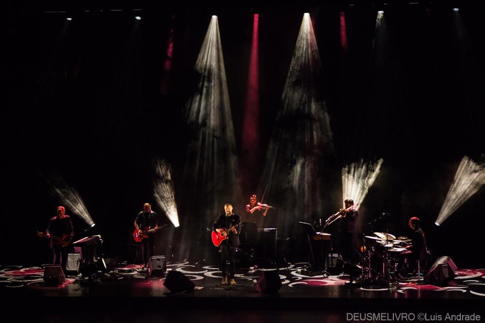 Rodrigo Leão, Scott Matthew, CCB, Concerto, Deus Me Livro