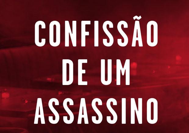 Confissão de um Assassino, Deus Me Livro, Cavalo de Ferro, Joseph Roth