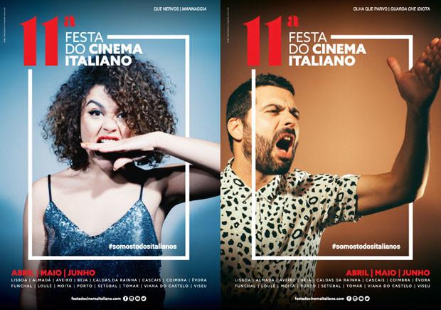 Festa do Cinema Italiano, Deus Me Livro