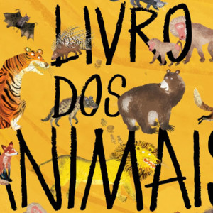 O Grande Livro dos Animais, Deus Me Livro, Editorial Bizâncio, Yuval Zommer