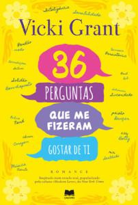 36 Perguntas que me fizeram gostar de ti, Gailivro, Deus Me Livro, Vicki Grant