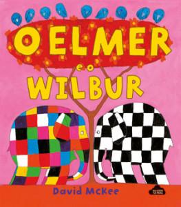 O Elmer e o Wilbur, Nuvem de Letras, Deus Me Livro, O Elmer e o Monstro, David McKee
