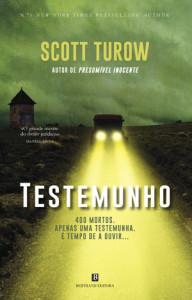 Testemunho, Deus Me Livro, Bertrand, Scott Turow
