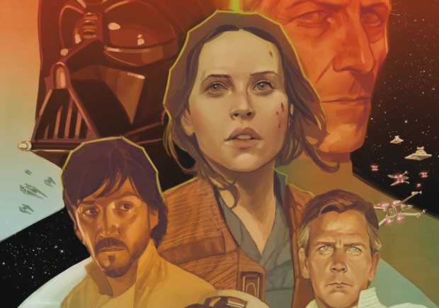 Star Wars, Planeta, Deus Me Livro, Rogue One, Houser, Laiso, Swierczynski, Blanco