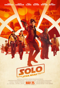 Han Solo: Uma História de Star Wars, Ron Howard