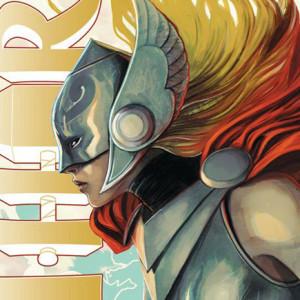 Especial Marvel 5, Thor: A Deusa do Trovão, Aaron, Dauterman, Molina, Wilson, Goody, Deus Me Livro