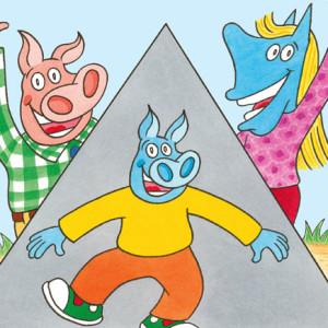 Os Brincalhões do Triângulo Cinzento, Gailivro, Deus Me Livro, Pedro Leitão, As Aventuras de Zé Leitão e Maria Cavalinho