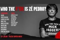 Zé Pedro, Super Bock Super Rock, Deus Me Livro