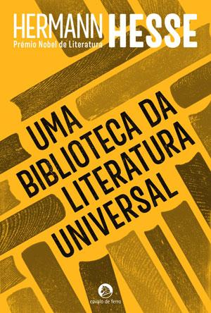 Image result for Uma Biblioteca da Literatura Universal capa hermann hesse