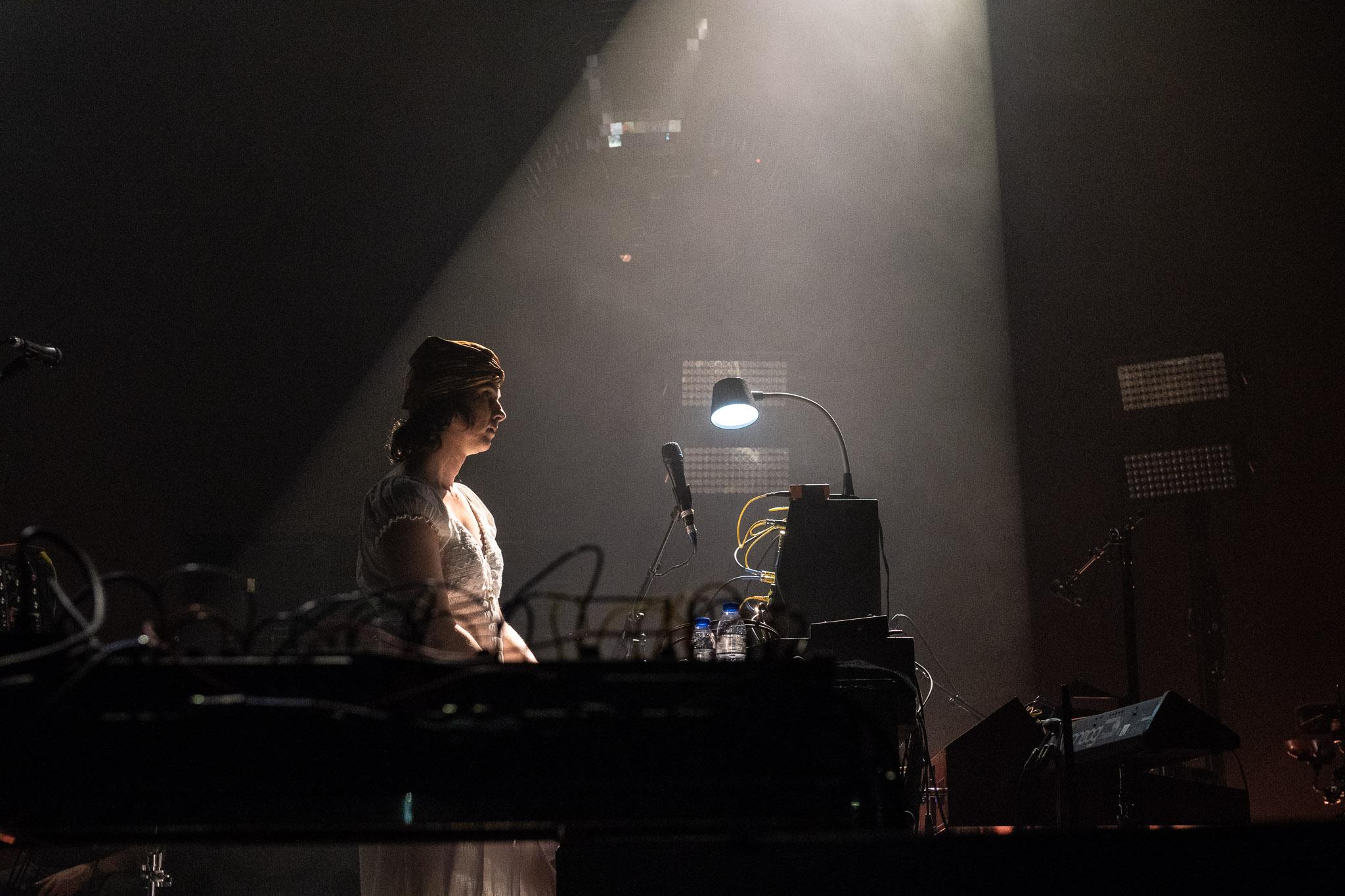 LCD Soundsystem, Concerto, Deus Me Livro, Coliseu dos Recreios