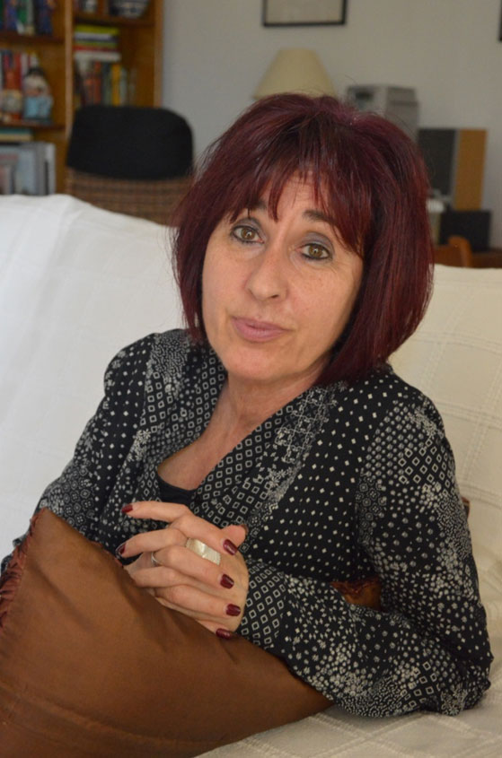 Entrevista, Ana Cristina Silva, Deus Me Livro, Salvação