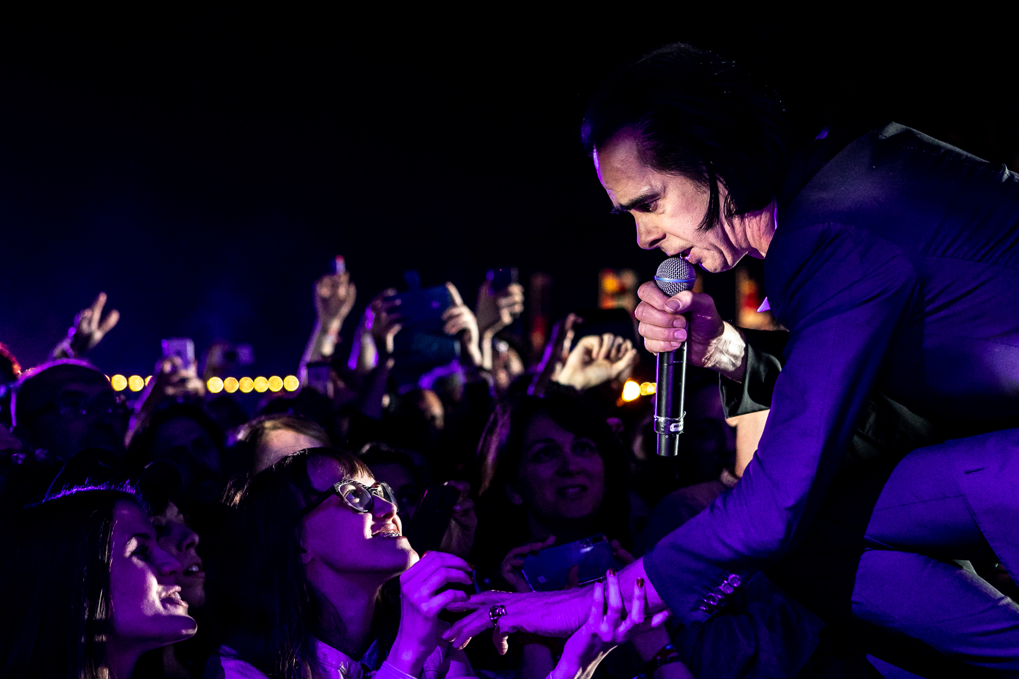 Nick Cave, InMusic, Deus Me Livro