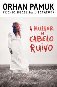 A Mulher de Cabelo Ruivo, Orhan Pamuk, Editorial Presença, Deus Me Livro