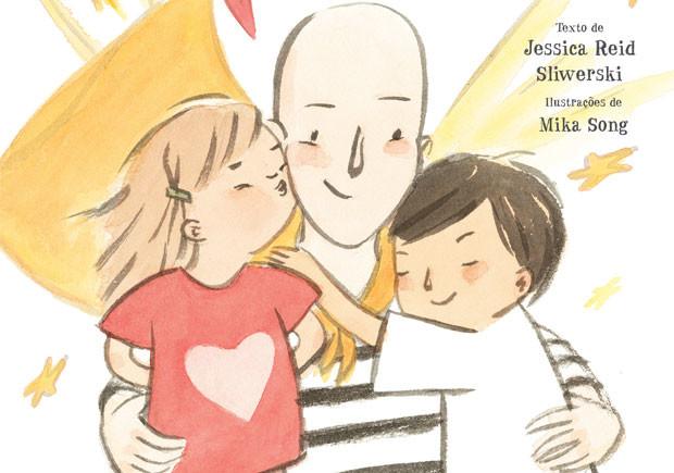 O cancro não gosta de beijinhos, Asa, Deus Me Livro, Jessica Reid Sliwerski, Mika Song