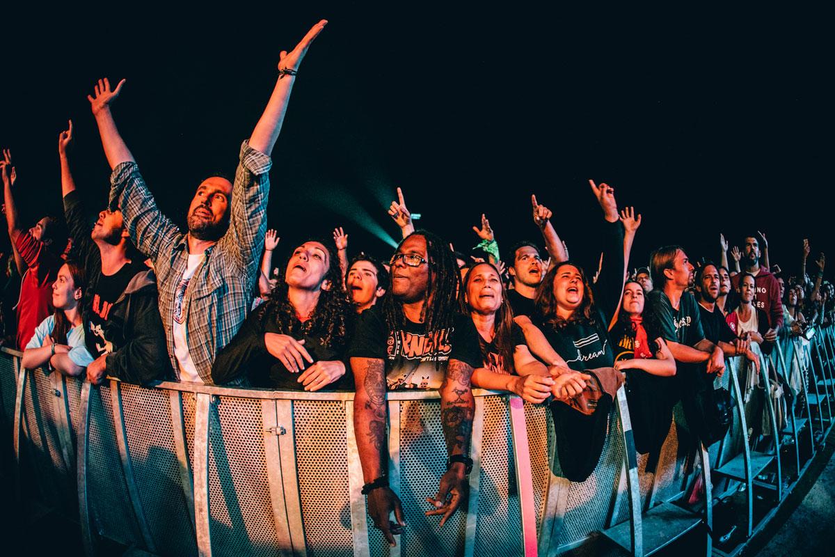NOS Alive, NOS Alive 2018, Reportagem, Pearl Jam, MGMT, Franz Ferdinand, Jack White, Real Estate, Deus Me Livro