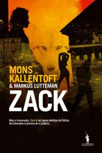 Zack, D. Quixote, Deus Me Livro, Mons Kallentoft, Markus Lutteman