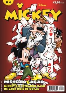 Mickey, Goody, Deus Me Livro