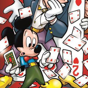 Mickey, Patinhas, Donald, Goody, Deus Me Livro
