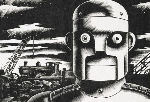 O Homem de Ferro, Ted Hughes, Ponto de Fuga, Deus Me Livro