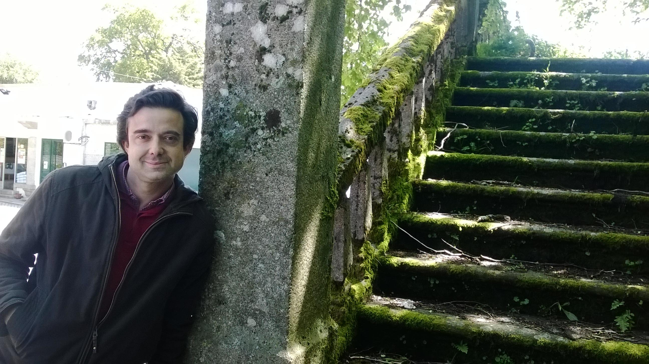 Nuno Costa Santos, Arquipélago de Escritores, Arquipélago de Escritores 2018, Deus Me Livro