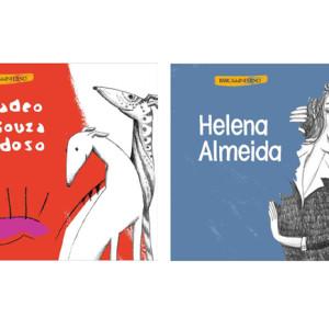 Amadeo de Souza Cardoso, Helena Almeida, Mafalda Brito, Rui Pedro Lourenço, Deus Me Livro, Barca do Inferno